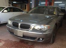 Gasoline Fuel/Power   BMW 750 2008