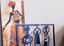 لوحات افريقيه حديثه