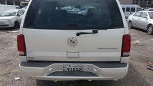 Cadillac Escalade 2003 For sale - White color