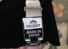 اورينت كرونوجراف صناعه ياباني جديده
