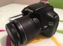 كاميرا كانون نضيفه d1100 للبيع