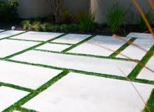 المها اويسيز لتنسيق الحدائق وبناء المسابح