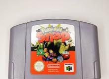 Pokemon Snap N64 Video game cartridge nintendo