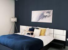 سرير نظيف للبيع دبي
