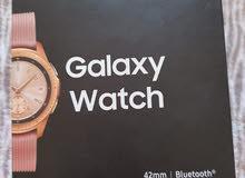ساعة ذكية سامسونج جالاكسي واتش 42 مم