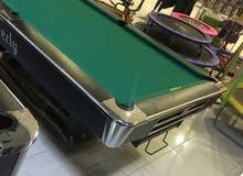 Billiard table طاولة بلياردو