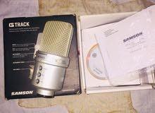 جى ترك سامسون بكرت صوت داخلى حاله ممتازه توصيل مباشر بالكمبيوتر  usbالسعر 2700