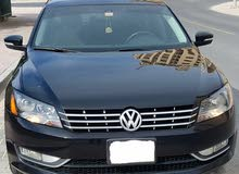 Volkswagen Passat 2013 option 2 GCC in good condition- Single Owner- Al Nabooda Agency Maintained
