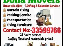 Doha Carpenter / house shifting moving / transportation