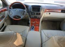 Lexus LS430 - 2002 - Half Ultra