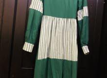 جلباب او فستان للبيع يلبس حجم من 50كيلو الى 70 كيلو ماركه Refka من مودنيسا