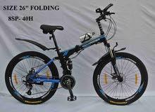 للبيع دراجات هوائية جديدة وكوالتي قوي