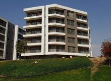Apartment for sale without down payment in a distinctive view in Taj City