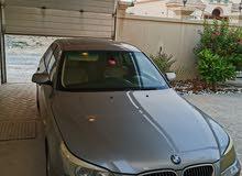 BMW 523i - 2007 - 193,000km - Amazing conditions always shaded parking