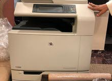 طابعة Hp color Laser Jet CM6030f MFp