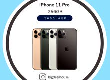 iphone 11 pro 256GB ايفون 11 برو