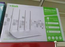 V-link router four antenna antenna