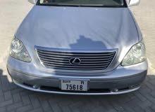 Lexus Ls340 2005