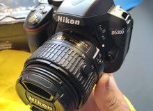 كاميرا نيكون 5300 شاتر قليل 3798 صور بس الكاميرا حالتها ممتازة