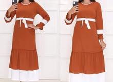 فستان طويل تركي