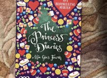 book for sale THE PRINCESS DIARIES