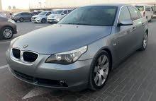 BMW موديل 2004 GCC في حالة جيدة للبيع ..