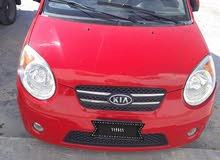 Kia Picanto 2009 For sale - Red color