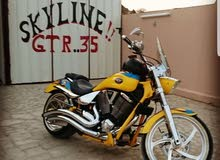 Used Victory motorbike available in Muscat