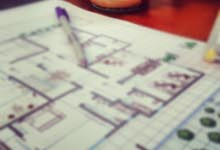 خرائط معمارية