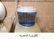 فلتر تنقية وتغقيم  المياه