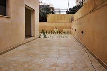 شقة أرضية في ضاحية الأمير راشد للبيع مساحة البناء 191م - المساحة الخارجية 168م