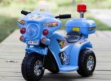 دراجة شرطة شحن مناسبة للأطفال من 2 الى 4 سنوات