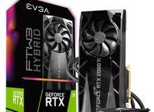 EVGA GeForce RTX 2080 TI FTW3 ULTRA HYBRID GAMING, 11G