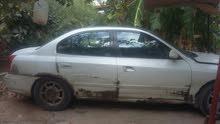 Hyundai Avante 2002 For sale - White color