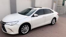 Automatic White Toyota 2016 for sale