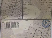 للبيع ارض سكنية في الخوض- حي الكوثر
