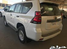 New condition Toyota Prado 2019 with 0 km mileage