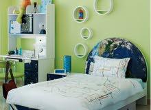غرفة نوم للاطفال