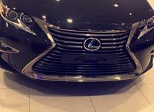 Lexus ES car is available for sale, the car is in New condition