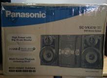 استيريو 2800 واط مشغل DVD بانسونيك