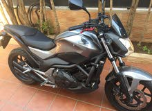 Nc750s 2014 , low mileage