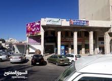 محلات للايجار تلاع العلي مقابل البنك الاسلامي ومجمع عمون على شارع وصفي التل