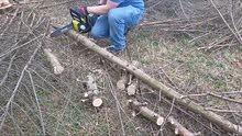 منشار شجر شحن ومكينة نجيل ومضخة رش الأشجار ماركةRyobi اليابانيه