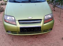 Green Daewoo Kalos 2003 for sale