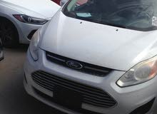 Automatic White Ford 2014 for sale