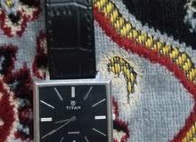 ساعة نوع تيتان الهندية من انحف الساعات في العالم