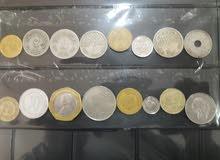 44عملة معدنية قديمة قيمة ونادرة Old Coins
