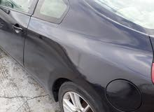 Automatic Black Nissan 2009 for sale