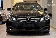 Available for sale! 1 - 9,999 km mileage Mercedes Benz E 250 2013