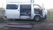 Toyota hiace 2009